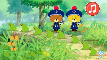 フェイス、未就学児用知育アプリ専門ブランド「Kidzapplanet」にてTVアニメ「がんばれ!ルルロロ」とコラボした知育アプリ「がんばれ!ルルロロのワンダーリズム」をリリース2