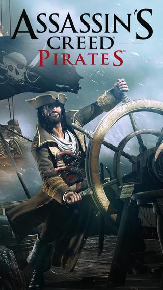 Ubisoft、「アサシン クリード」シリーズのiOS向けタイトル「Assassin's Creed Pirates」をリリース1