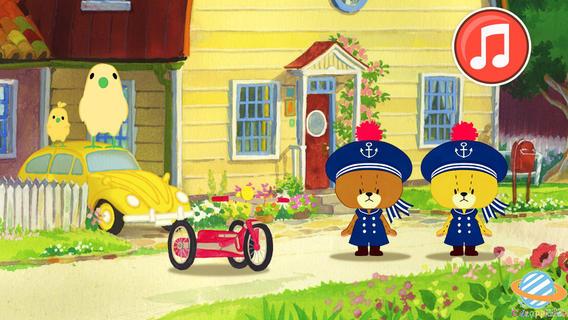 フェイス、未就学児用知育アプリ専門ブランド「Kidzapplanet」にてTVアニメ「がんばれ!ルルロロ」とコラボした知育アプリ「がんばれ!ルルロロのワンダーリズム」をリリース1