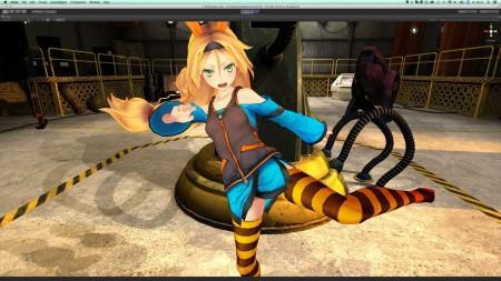 Unity、ユーザーが無料で利用できる3Dキャラクター「ユニティちゃん」を2014年春より提供開始5