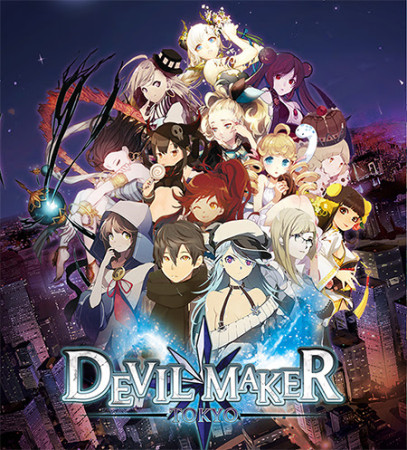 ポケラボ、韓国で人気の本格ストーリーカードバトルRPG「Devil Maker Tokyo」の日本版をリリース1