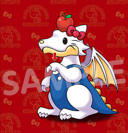 ガンホーのスマホ向けパズルRPG「パズル&ドラゴンズ」とサンリオキャラが夢のコラボ!3