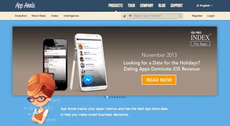 スマホアプリ分析のApp Annie、Windows Phone向けアプリのサポートを開始