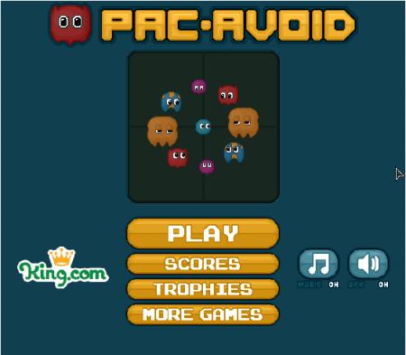 「Candy Crush Saga」のKing、パクリ疑惑のあったWebブラウザゲーム「Pac-Avoid」を終了