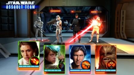 ディズニー、今春に「スター・ウォーズ」の新作スマホゲーム「Star Wars: Assault Team」をリリース