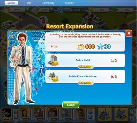 ソーシャルゲームでもソチオリンピック! 101XP、Facebookにて冬期オリンピック会場を建設する町作りゲーム「Sochi 2014. Olympic Games Resort」をリリース3