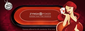 Zynga、現金を賭けて遊べるソーシャルゲーム「ZyngaPlusPoker」をFacebookでも提供