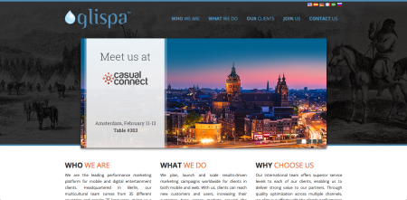 CyberZがドイツのglispaと提携 スマホアプリの欧州における広告プロモーションを支援