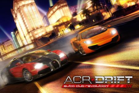 クルーズ、スマホ向けレーシングバトルゲーム「ACR DRIFT」のiOS版をオーストラリアにて先行配信