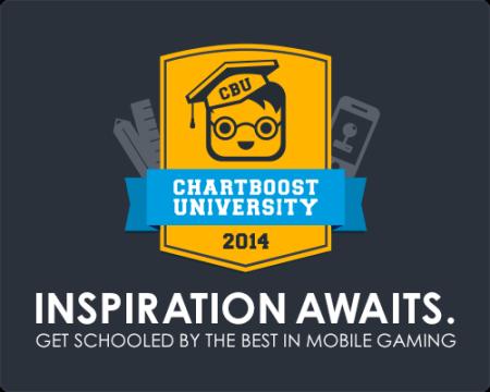 スマホ向けゲーム広告プラットフォームのChartboost、モバイルゲーム開発者向けの集中講座「Chartboost University」の第3期を開講
