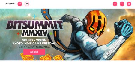 インディーズゲーム発掘イベント「BitSummit 2014」、出展者募集を開始