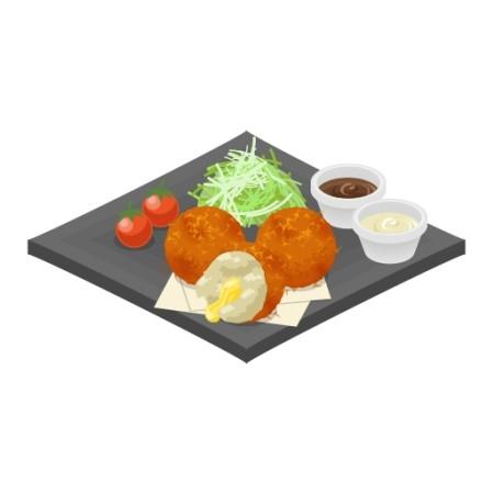 スマホ向け料理&レストランゲーム「クックと魔法のレシピ」、静岡県磐田市のゆるキャラ「しっぺい」とコラボ2