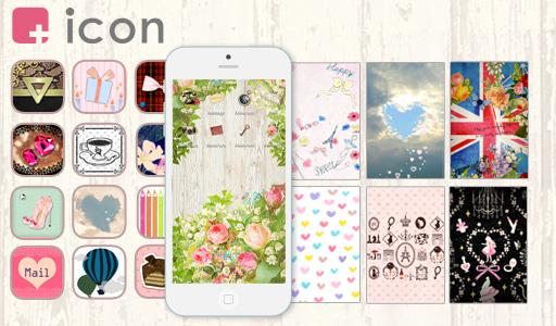 エイチーム、iOS向けオリジナルアイコン作成アプリ「[+]icon」にて英語/中国語に対応し海外進出を開始