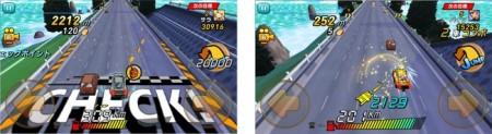 LINE、「LINE GAME」にて初のレーシングゲーム「LINE GO!GO!GO!」をリリース2