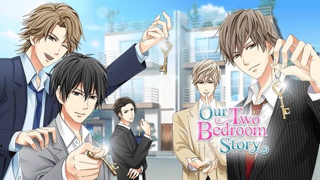 ボルテージ、44カ国で1位を獲得した人気英語翻訳シリーズ第14弾 「Our Two Bedroom Story」(上司と秘密の2LDK)をリリース