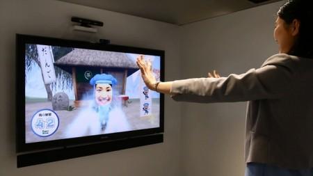 チームラボ、東芝未来科学館の企画展「スマートコミュニティ 東芝×かわさき」に 「東芝スマート忍者」と「東芝スマート街絵巻」を導入1