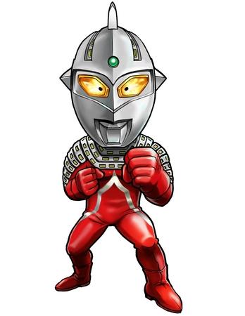 円谷プロダクション創立50周年記念! e-Dragon Power、スマホ向け新作タイトル「【円谷プロ】ウルトラマン 大決戦!ウルトラユニバース」の事前登録受付を開始3