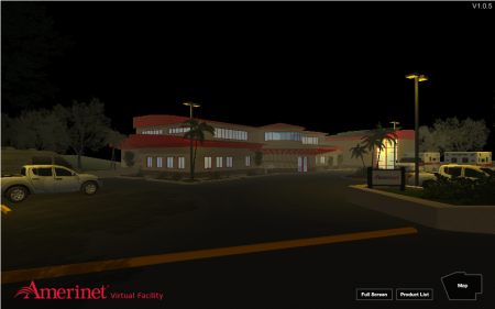 米医療ソリューション機関のAmerinet、ヴァーチャルショールーム「Amerinet Virtual Facility」をオープン1
