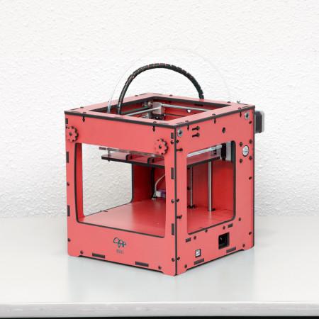 日本製小型3Dプリンタ「BS01 BONSAI Mini」、クラウドファンディング型ECサイト「kibidango」にて目標金額を達成 収集額は1,190万円強1