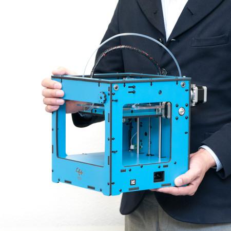 日本製小型3Dプリンタ「BS01 BONSAI Mini」、クラウドファンディング型ECサイト「kibidango」にて目標金額を達成 収集額は1,190万円強2