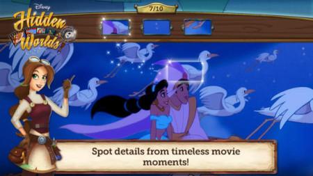 ディズニー、歴代ディズニー作品をモチーフにしたもの探しソーシャルゲーム「Disney Hidden Worlds」をリリース2