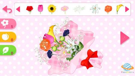 フェイス、花束を作って保存できるスマホ向け子供向け知育アプリ「はなたばつくろっ!!」をリリース2