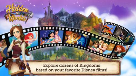 ディズニー、歴代ディズニー作品をモチーフにしたもの探しソーシャルゲーム「Disney Hidden Worlds」をリリース3
