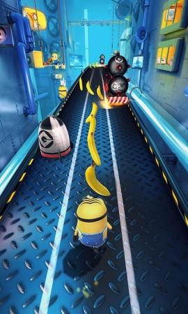 ゲームロフト、スマホ向けランニングゲーム「怪盗グルーのミニオンラッシュ」を中国のゲームプラットフォーム「360手机助手」で配信