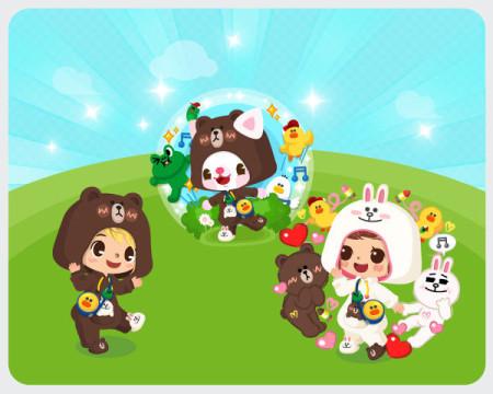 LINE Playの中でもゲーム! LINE、LINE Play内で遊べるパズルゲーム「フルーツモンスター」をリリース3
