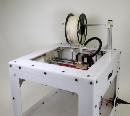 オリオスペック、10万円以下の高性能3Dプリンタ「3D PRINTER REPRAP PROFESSIONAL」を発売2