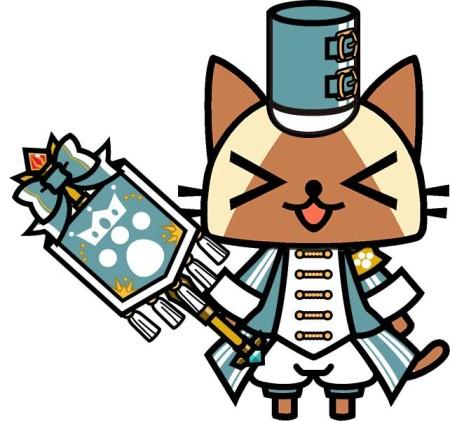 カプコン、モンハンシリーズの人気キャラ「アイルー」の新作iOS向けゲーム「モンハン いつでもアイルーライフ」をリリース3