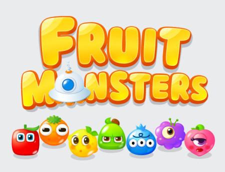 LINE Playの中でもゲーム! LINE、LINE Play内で遊べるパズルゲーム「フルーツモンスター」をリリース1