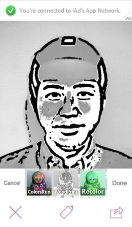 シャッターを押せばアイツもハゲる!!? J.G.ravity、被写体にヅラをかぶせるカメラアプリ「ヅラカメラ」をリリース2