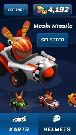 イギリスの人気仮想空間「Moshi Monsters」、iOS向けレースゲーム「Moshi Karts」をリリース3