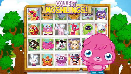 GREE版終了から約1年…イギリスの人気2D仮想空間「Moshi Monsters」のスマホ向けソーシャルゲーム「Moshi Monsters Village」が復活3