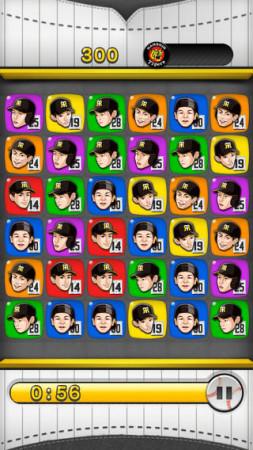 インタラクティブブレインズ、阪神タイガース承認パズルゲーム「HANSHIN Tigersパズル」をリリース2
