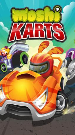 イギリスの人気仮想空間「Moshi Monsters」、iOS向けレースゲーム「Moshi Karts」をリリース1