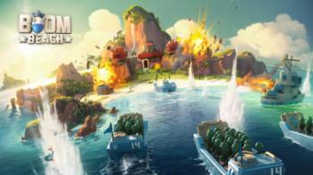 Supercell、スマホ向け最新タイトル「Boom Beach」を3月に全世界リリース