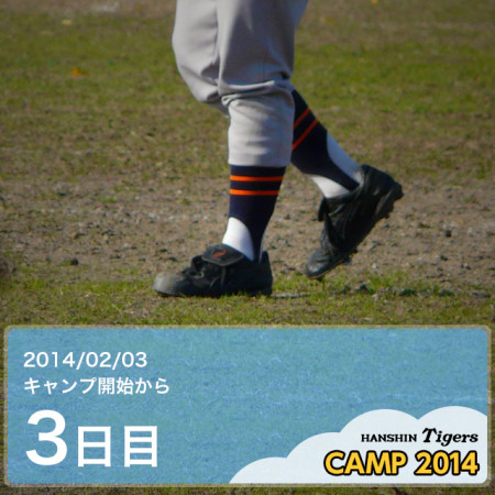 インタラクティブブレインズ、阪神タイガース承認のスマホ向けカメラアプリ「トラカメラ」にて各キャンプ地とのコラボフレームを提供1