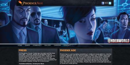 米ソーシャルゲームディベロッパーのKabam、人気ソーシャルRPG「Castle Age」や「Underworld Empire」を手がけるPhoenix Ageを買収