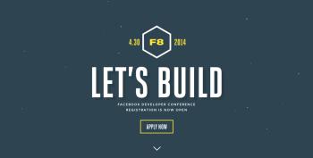 Facebook、4/30に開発者向けイベント「F8」を3年ぶりに開催決定 参加者募集を開始