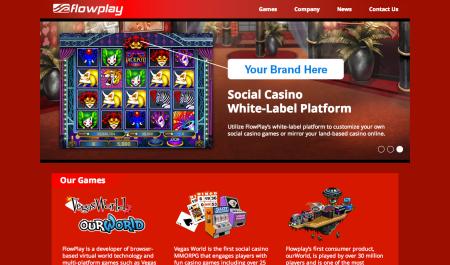 ATARI、ギャンブルソーシャルゲームへの進出のためFlowPlayと提携