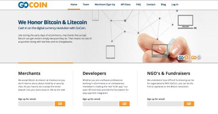 シンガポールのBitcoin取引所「GoCoin」、150万ドルを調達