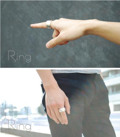 ログバー、全てを指一本で操作できる指輪型ウェアラブルデバイス「Ring (リング)」の開発資金をKickstarterで収集 公開後1日半で目標額を達成3