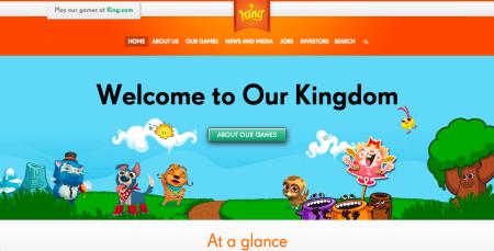 人気ソーシャル・パズルゲーム「Candy Crush Saga」運営のKing、IPOにより5億ドルを調達