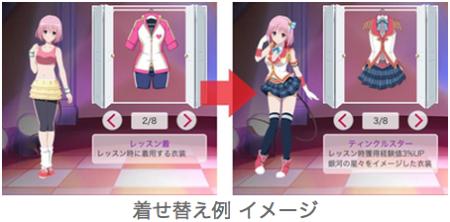 gloops、Mobageにてアイドル育成ソーシャルゲーム「To LOVEる–とらぶる- ダークネス -Idol Revolution-」を提供開始3