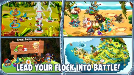 Rovio、Angry Birdsシリーズの最新作「Angry Birds Epic」のiOS版をカナダ・オーストラリア・ニュージーランドでリリース プレイ動画も公開2