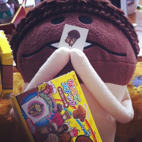【フィギュア作り】スイーツデコの製作手法で作るクッキーなめこのフィギュア vol.1_1