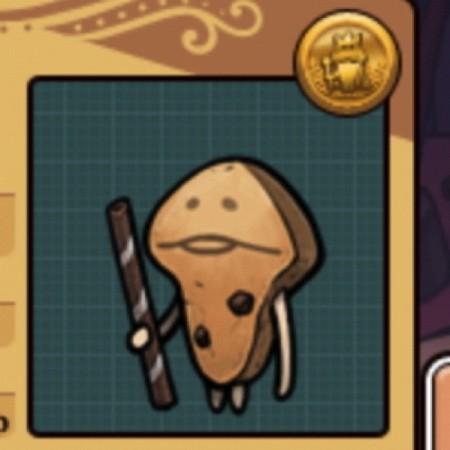 【フィギュア作り】スイーツデコの製作手法で作るクッキーなめこのフィギュア Vol.2_13