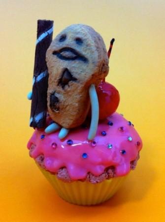 【フィギュア作り】スイーツデコの製作手法で作るクッキーなめこのフィギュア Vol.2_21